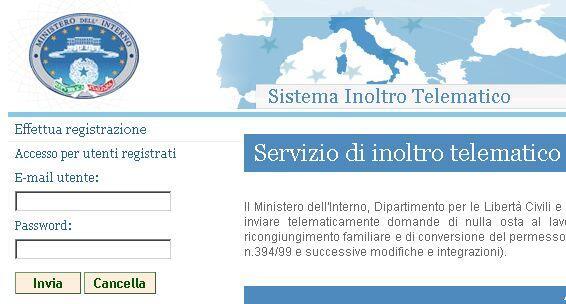 Domanda di cittadinanza online cittadinanza italiana for Test italiano per carta di soggiorno 2016