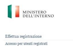cittadinanza registrazione