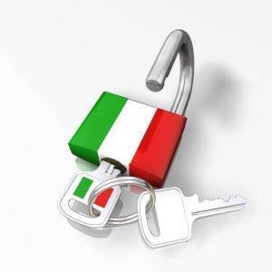 يمين الجنسية الإيطالية نص