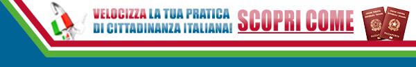 velocizza la tua pratica di cittadinanza italiana