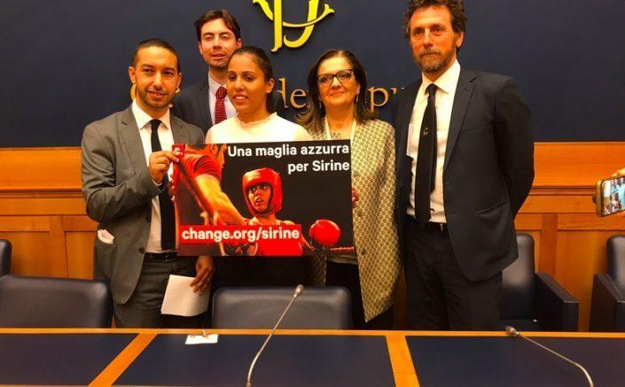 Sirine Chaarabi e ius sportivo