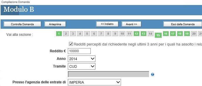 compilazione modulo cittadinanza italiana