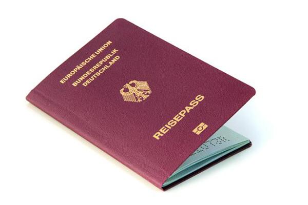 passaporto tedesco