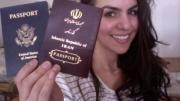 Iraniano cittadinanza Passaporto