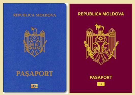 passaporto moldavia