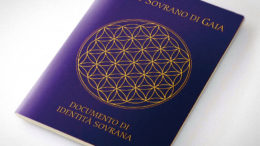 passaporto regno sovrano di gaia.