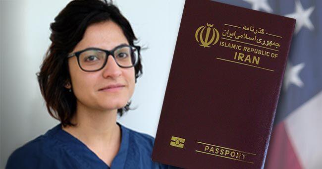 passporto iraniano
