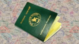 bangladesh passaporto