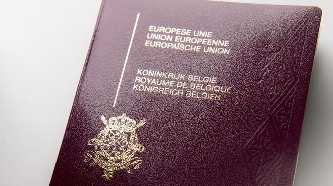 passaporto belgio