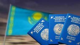 passaporto kazakistan