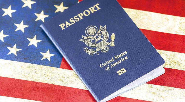 passaporto usa cittadinanza americana