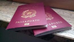 cittadinanza italia passaporto