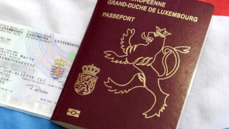 cittadinanza lussemburgo