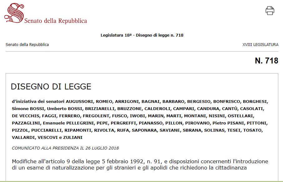 Test di cittadinanza : esame di italiano, cultura ...