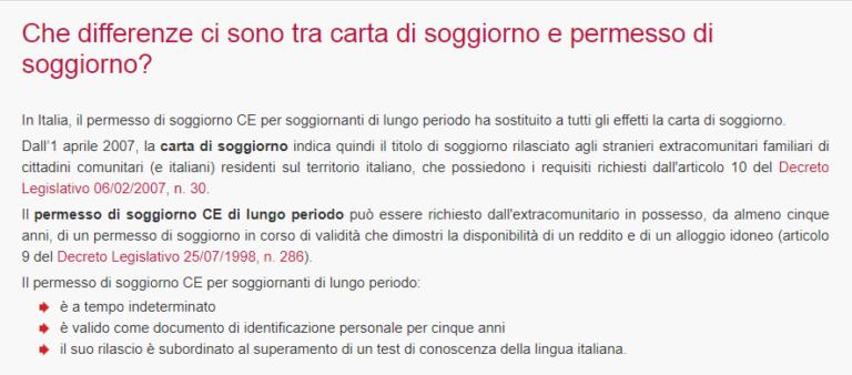 Lingua italiana obbligatoria per la cittadinanza nel ...