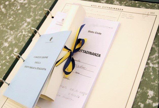 giuramento cittadinanza italiana