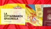 la cittadinanza spagnola